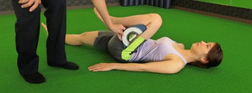 少年野球/股関節をしっかり曲げられるか