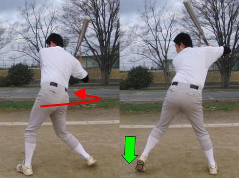 野球 バッティング練習