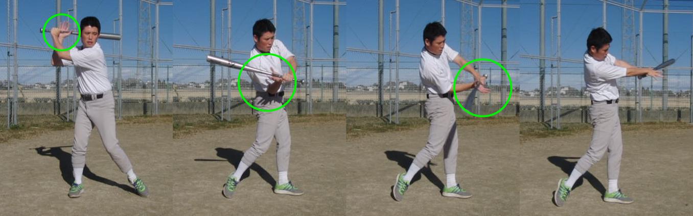 野球 スイング