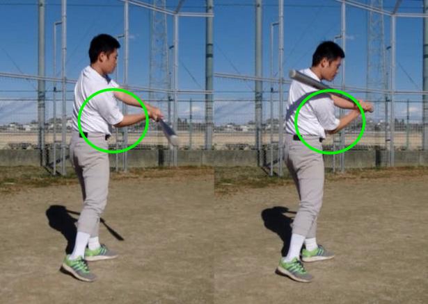 野球 スイングスピード