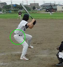 プロ野球 軸足